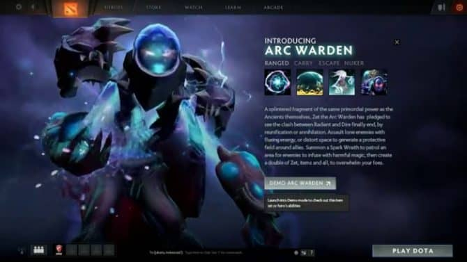 Гайд на Arc Warden