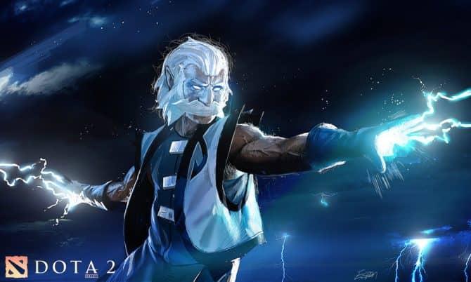 Гайд на Zeus: повелитель молний