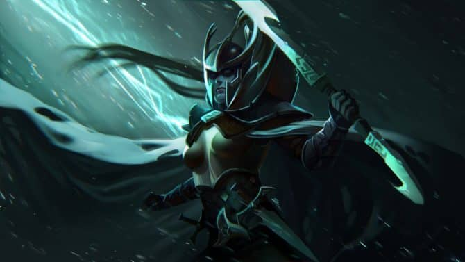 Гайд на Phantom Assassin: клинок смерти