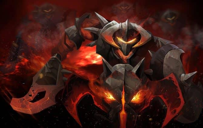 Гайд на Chaos Knight