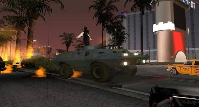 Cleo GTA San Andreas