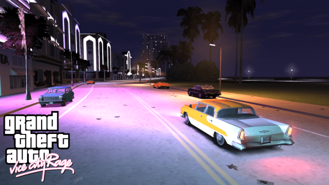 Скачать Vice City Rage