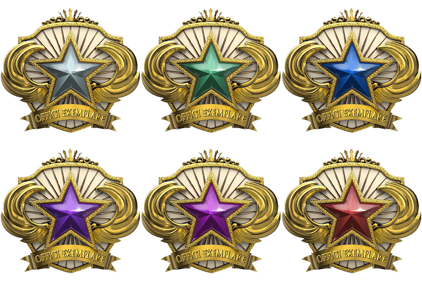 медали за службу кс го