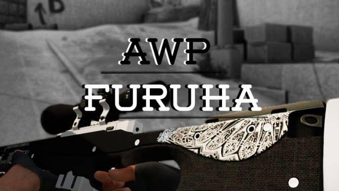 AWP - Furuha для CS:GO
