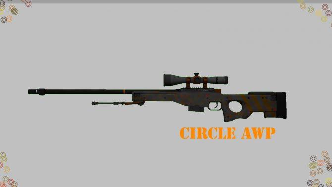 Circle AWP для CS:GO