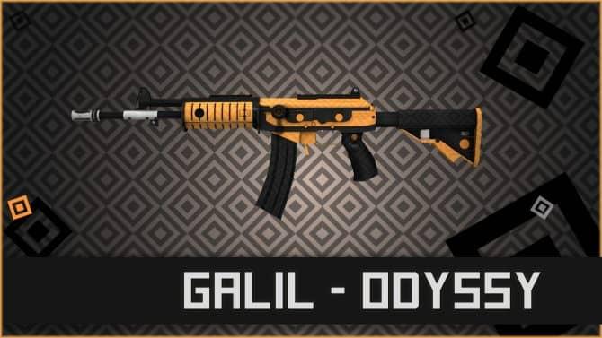 Galil_Odyssy для CS:GO