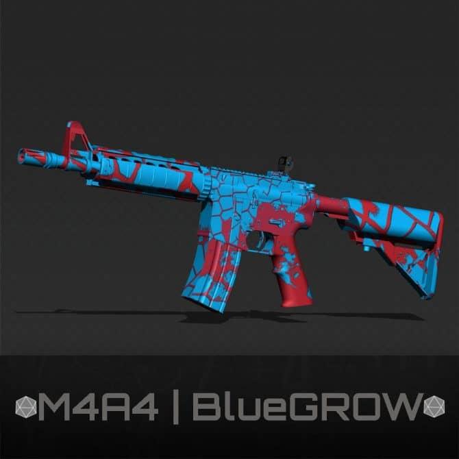m4a4 | BlueGROW для CS:GO