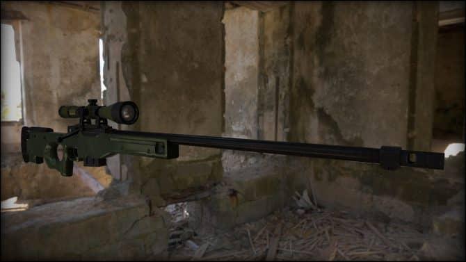 New AWP Animation для CS:GO