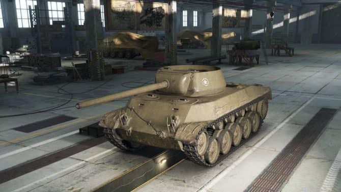 Т67 в world of tanks