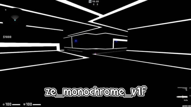 ze_monochrome_v1f для CS:GO