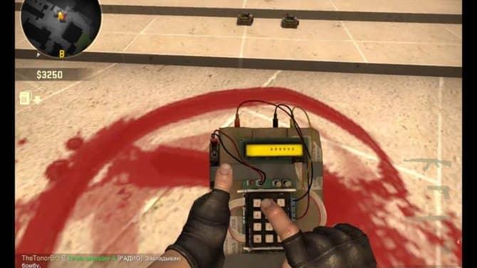 Бомба кс го скриншот 1