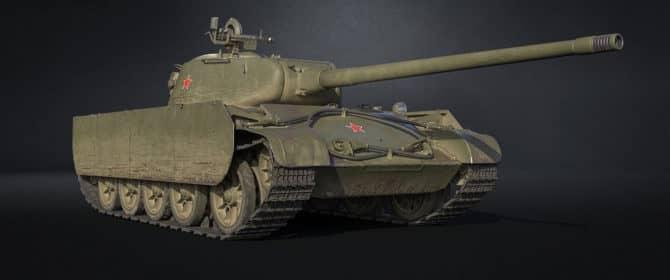 Т-44 в World Of Tanks скриншот 3