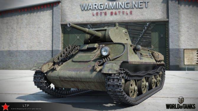 ЛТП в World of Tanks 2
