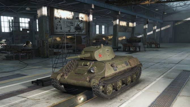 ЛТП в World of Tanks 3