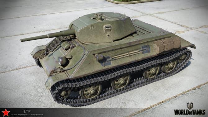 ЛТП в World of Tanks