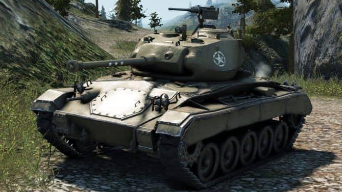 M24 Chaffee 3