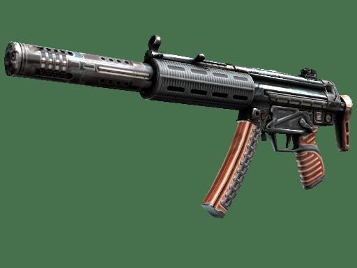 MP5 SD кс го 1
