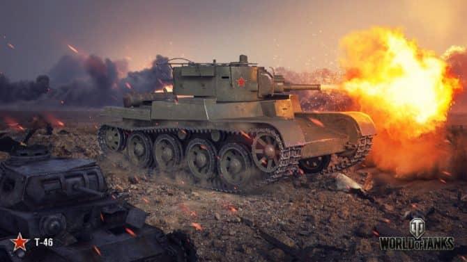 Т-46 WOT 1