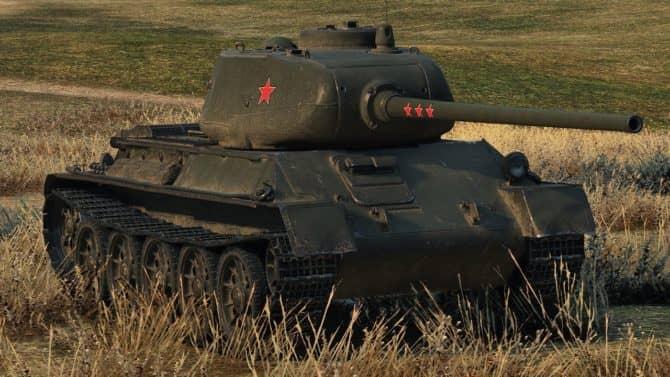 Т-43 WOT 1