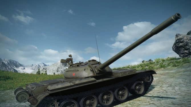 Т-54 WOT 3