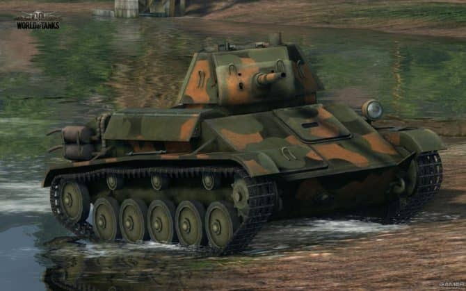 Т-70 WOT 3