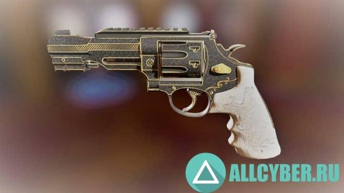 Револьвер R8 кс го