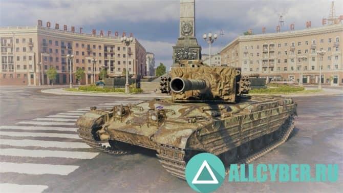 ЛБЗ в World of Tanks