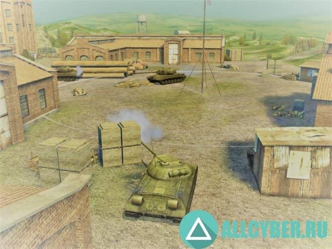 Скачать старый клиент World of Tanks
