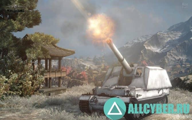 Как играть на арте в world of tanks