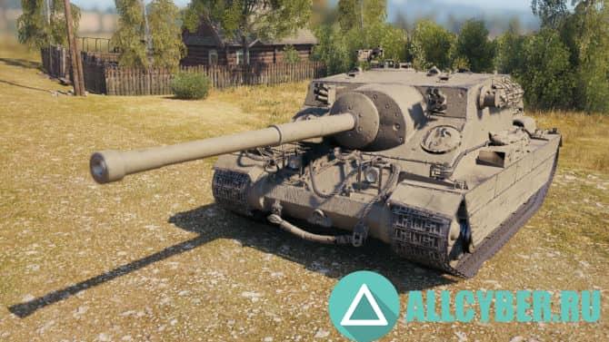 Пт сау в world of tanks