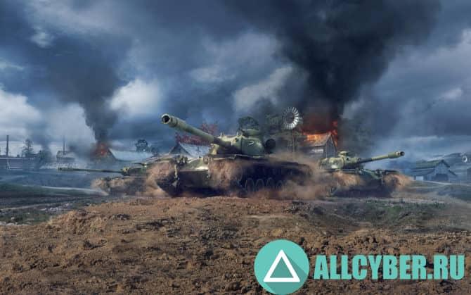 Скачать world of tanks blitz на пк