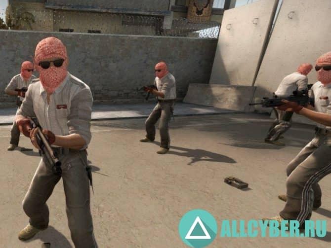 Модель игроков Insurgent Для Cs:Go
