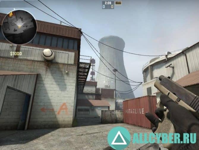 Оружие Default GLOCK-18 для CS:GO