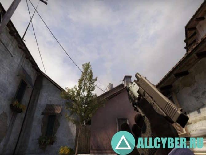 Оружие Glock17 Light Call для CS:GO