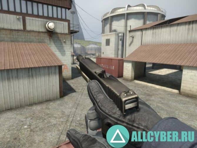 Оружие Glock 18 Reanimation для CS:GO