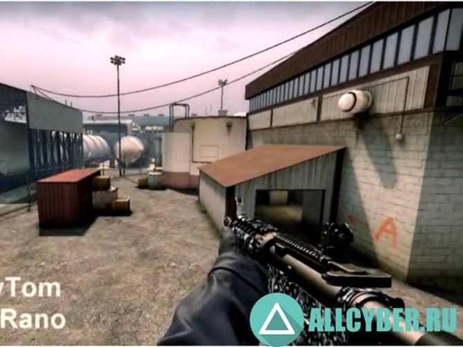 Оружие M4 - Digital Camo Pack для CS:GO