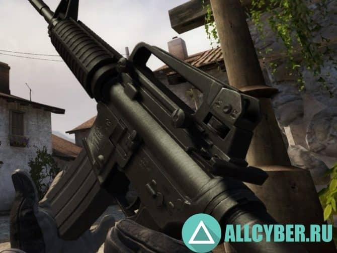 Оружие M4 - Carbine для CS:GO