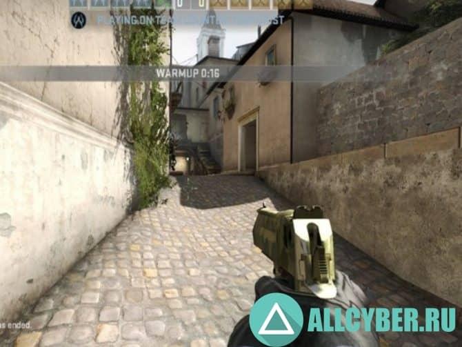 Оружие Deagle - Camo для CS:GO