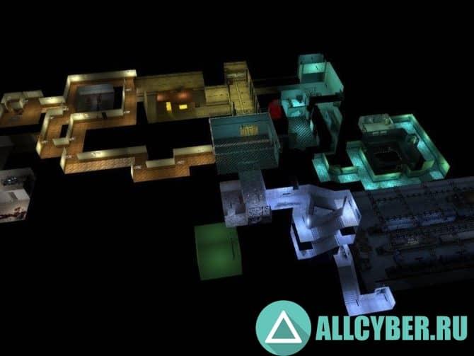 Карта zm_industry_v2 для CS:S
