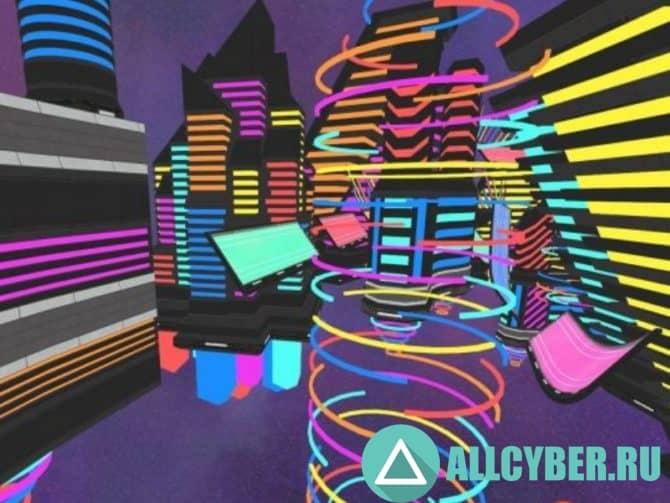 Карта surf_cyberwave Для Сервера Cs:Go