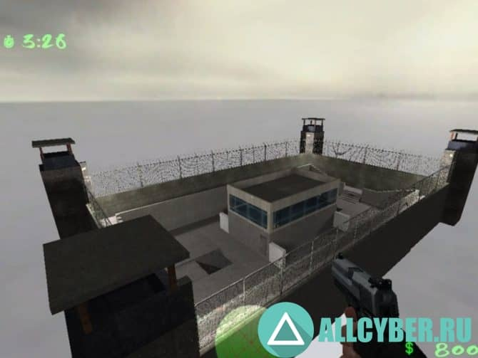 Карта ba_attacklockdown для CS:S