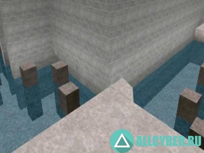 Карта bhop_blocks для CS:1.6
