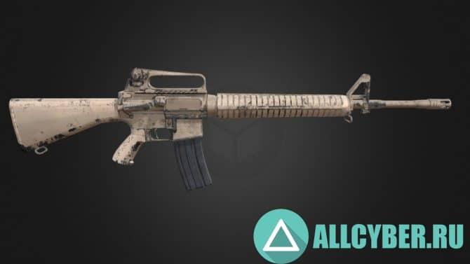 Пубг гайд по оружию М16А4