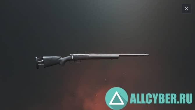 С каким оружием лучше играть в Pubg М24