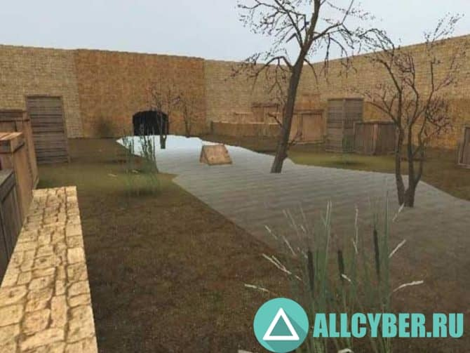Карта aim_map_aztec для CS:S