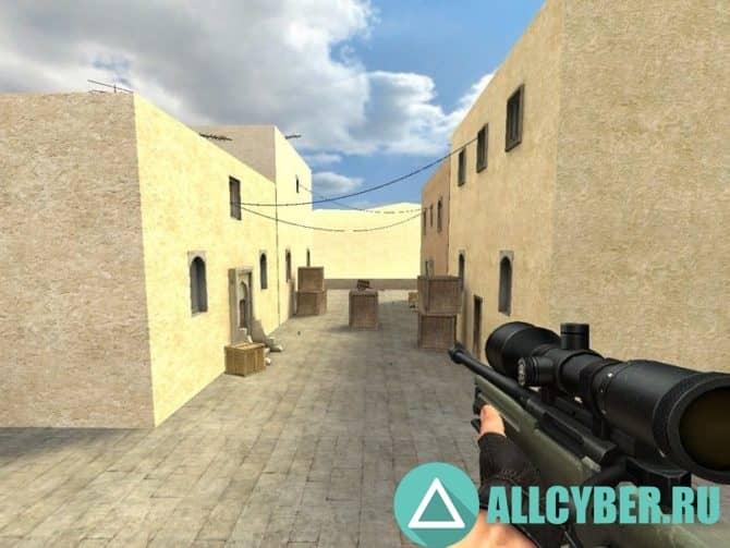 Карта awp_talib для CS:S