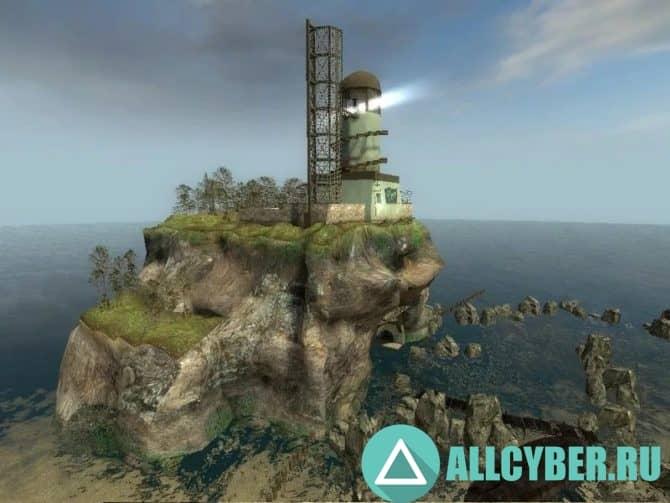 Карта cs_albatros для CS:S