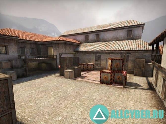 Карта de_mirage_go для CS:GO