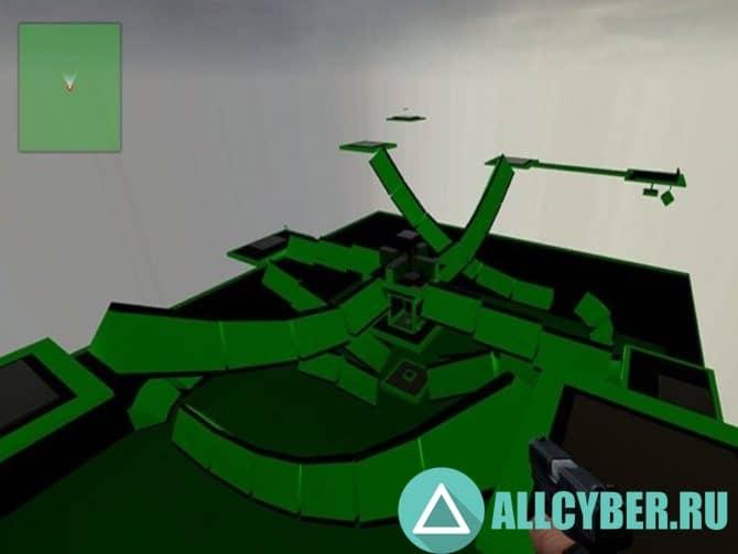 Карта surf_greenmuffinz2 для CS:S