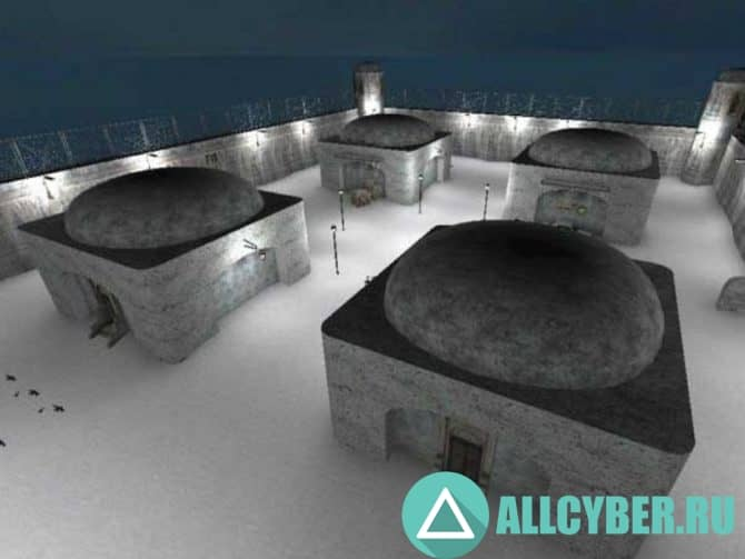 Карта aim_ak_colt_winter_fusion_v2 для CS:S